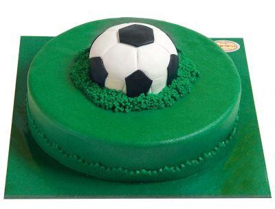 Fußballtorten
