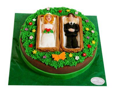 Scheidungstorten