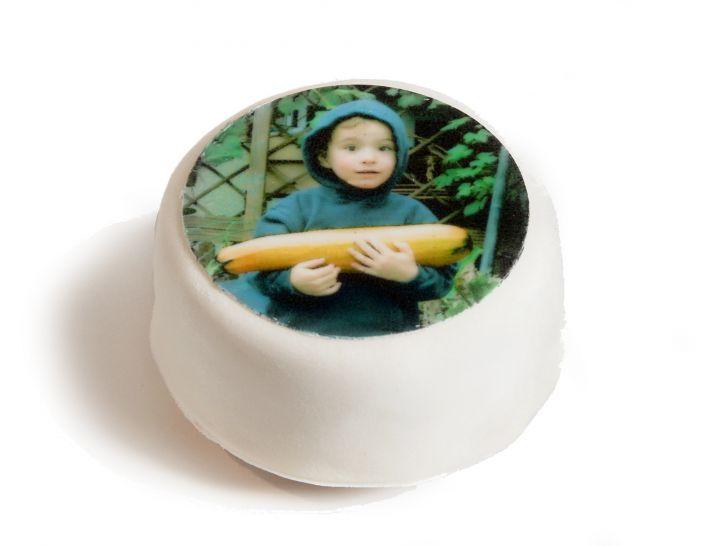 12 Mini Törtchen mit Deinem Foto Bsp. 4