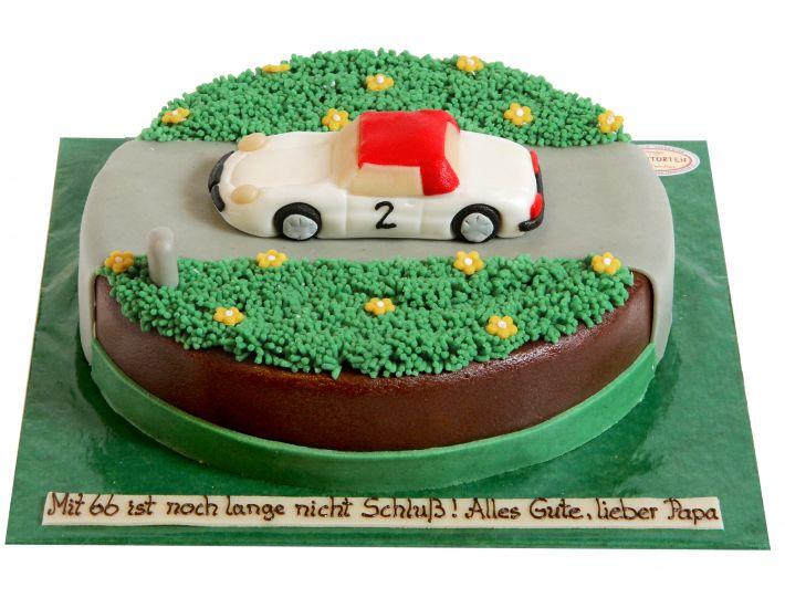 Auto Torte Motiv 1