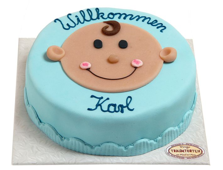 Baby Junge Torte