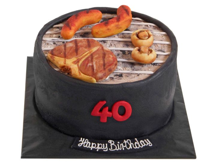 BBQ Torte