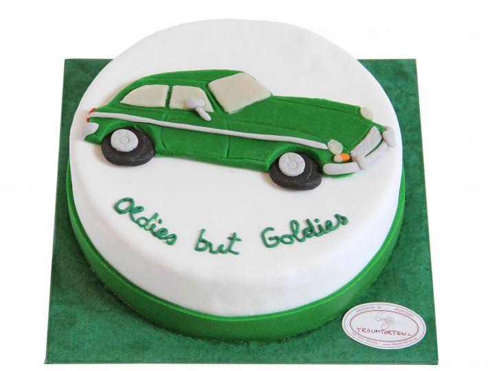 Dein Auto Torte