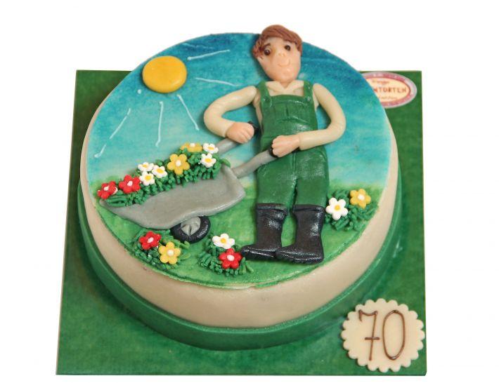 Gärtner Torte