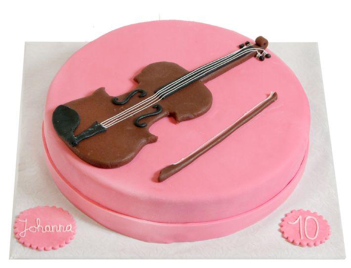 Geigen Torte