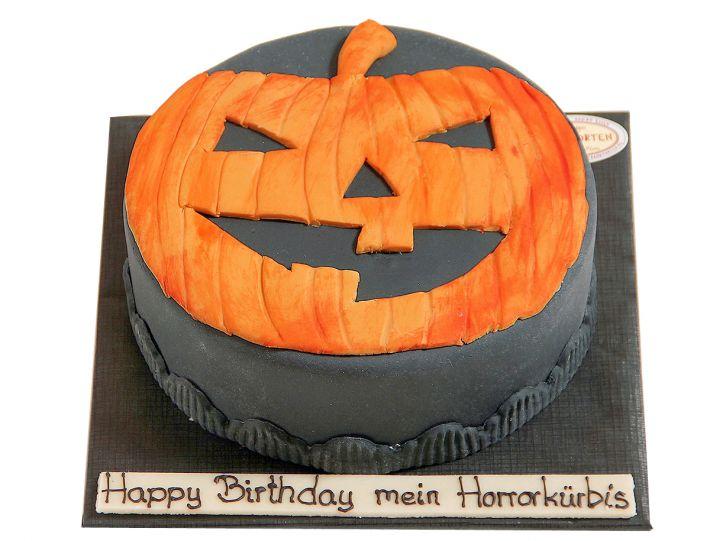 Halloween Torte