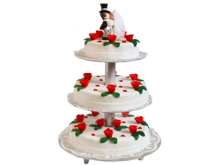 Klassische Torte