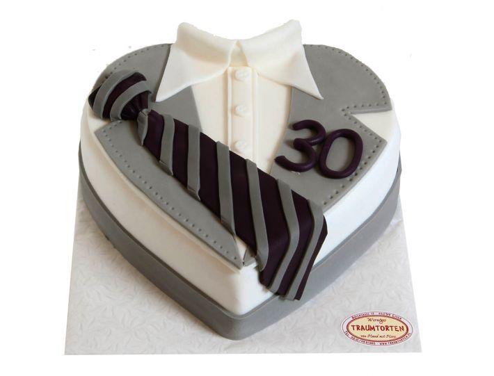 Krawatte Torte