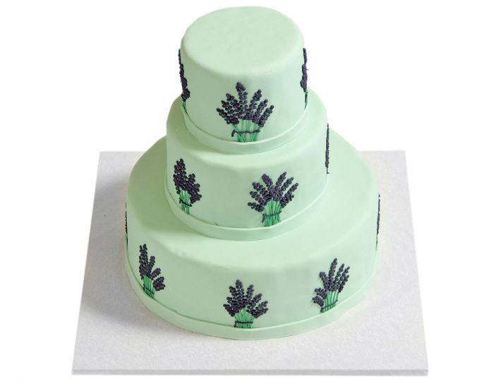 Lavendel Torte