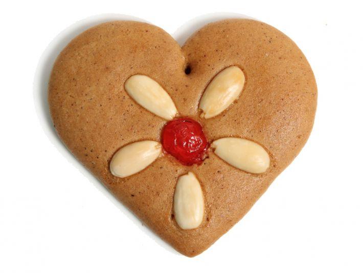 Lebkuchen - Herz (5 Stück)