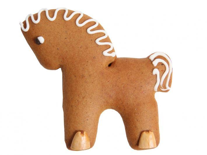 Lebkuchen - Pferd (5 Stück)