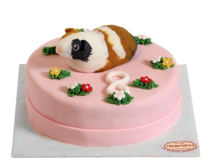 Meerschweinchen Torte