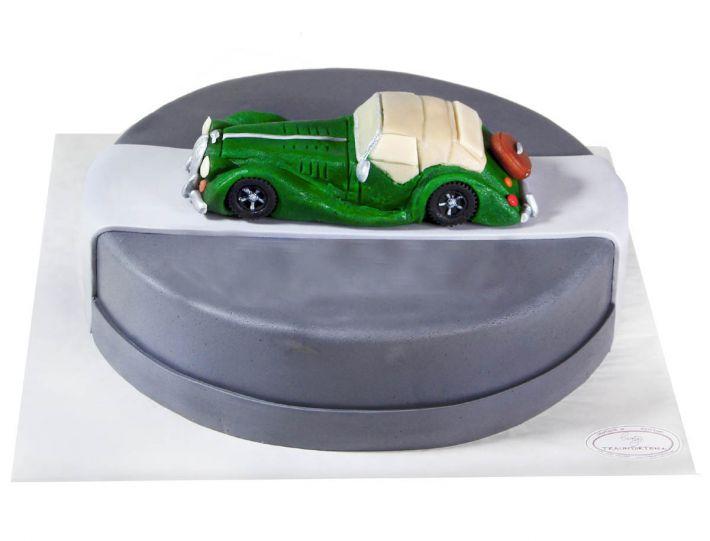 Oldtimer Torte