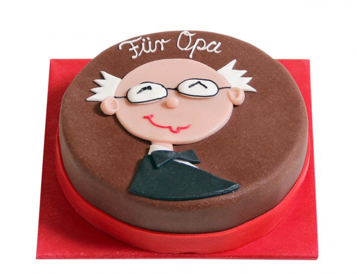 Opa Torte (auch mit Oma möglich)