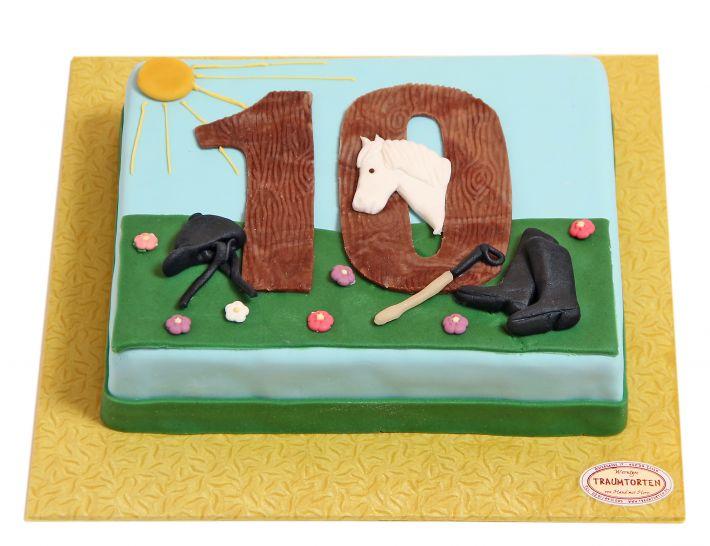 Pferdefreund Torte