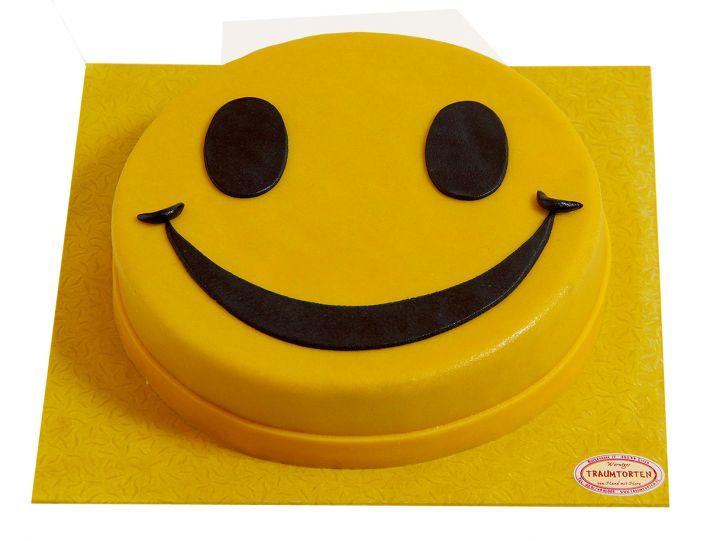 Smiley Torte