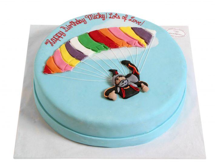 Taucher Torte