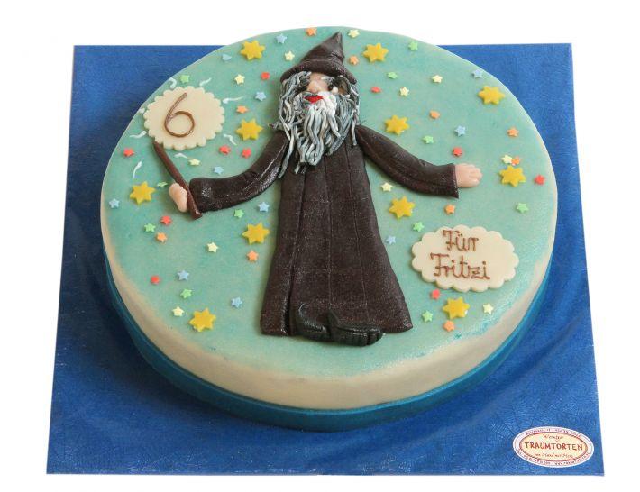 Zauberer Torte