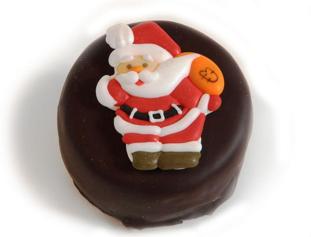12 Weihnachts Törtchen Nikolaus