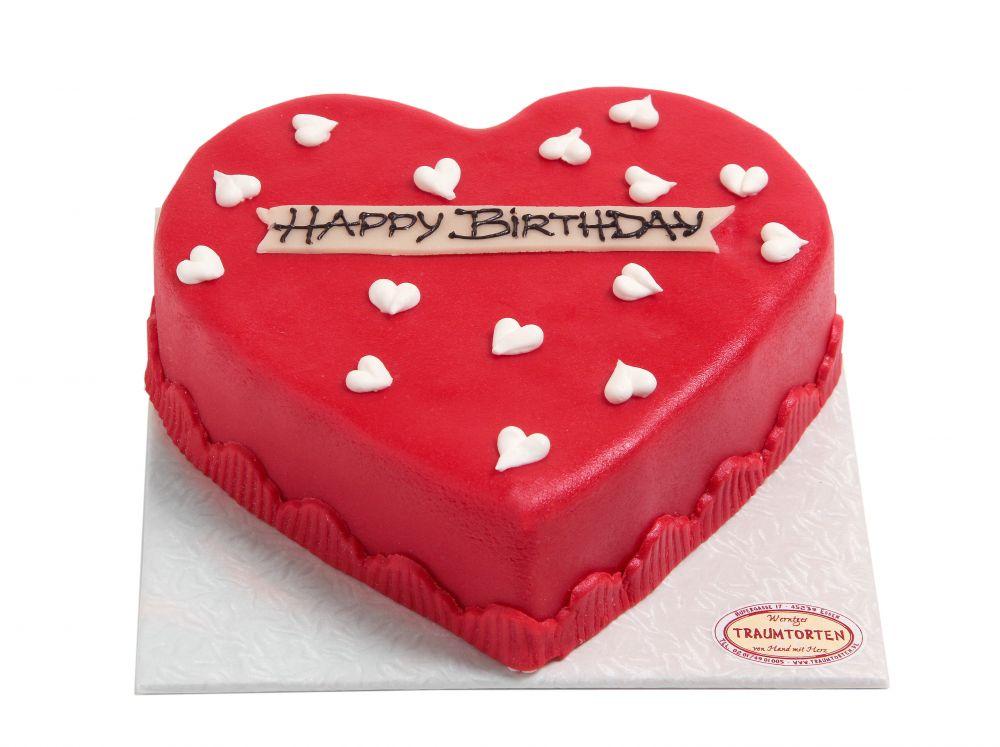 Happy Birthday Torte