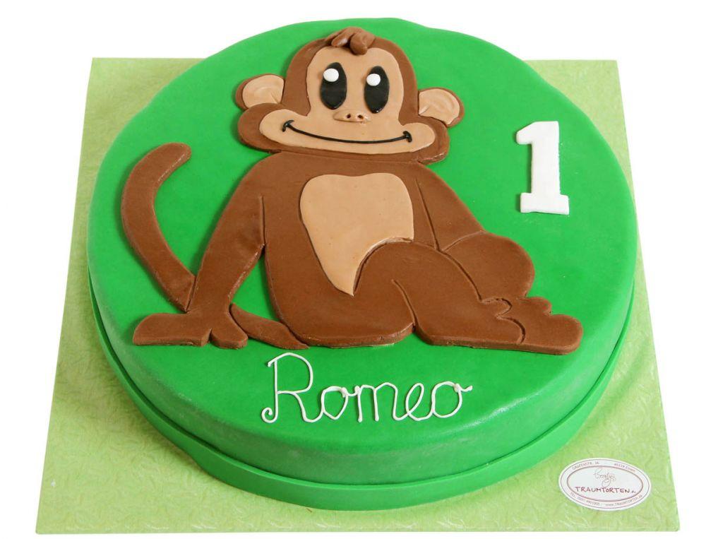 Affen Torte