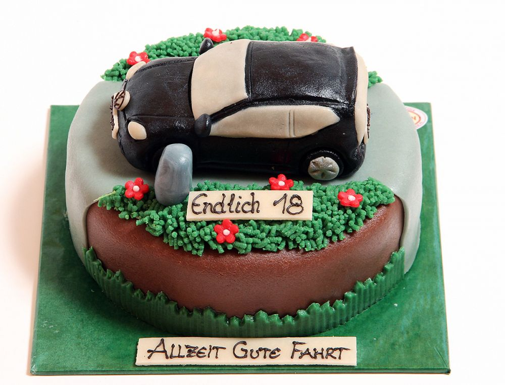 Auto Torte Motiv 2