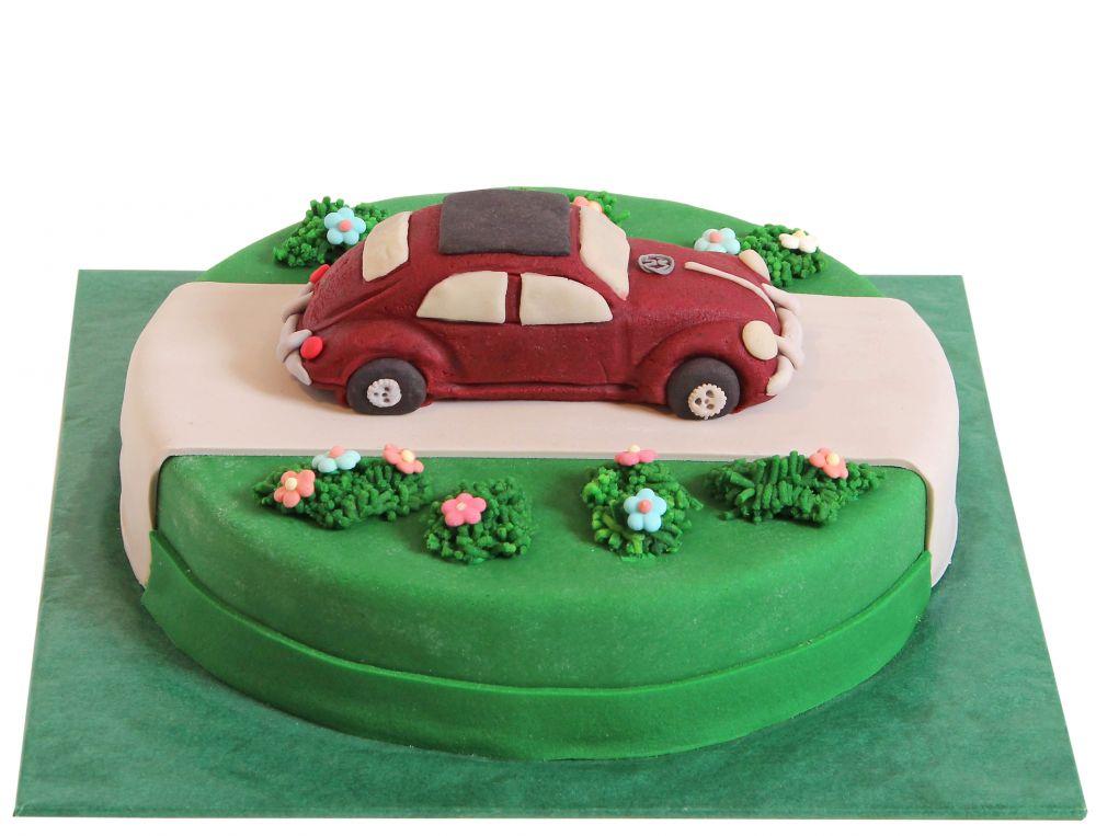Auto Torte Motiv 4