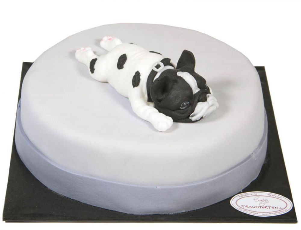 Bulldoggen Torte