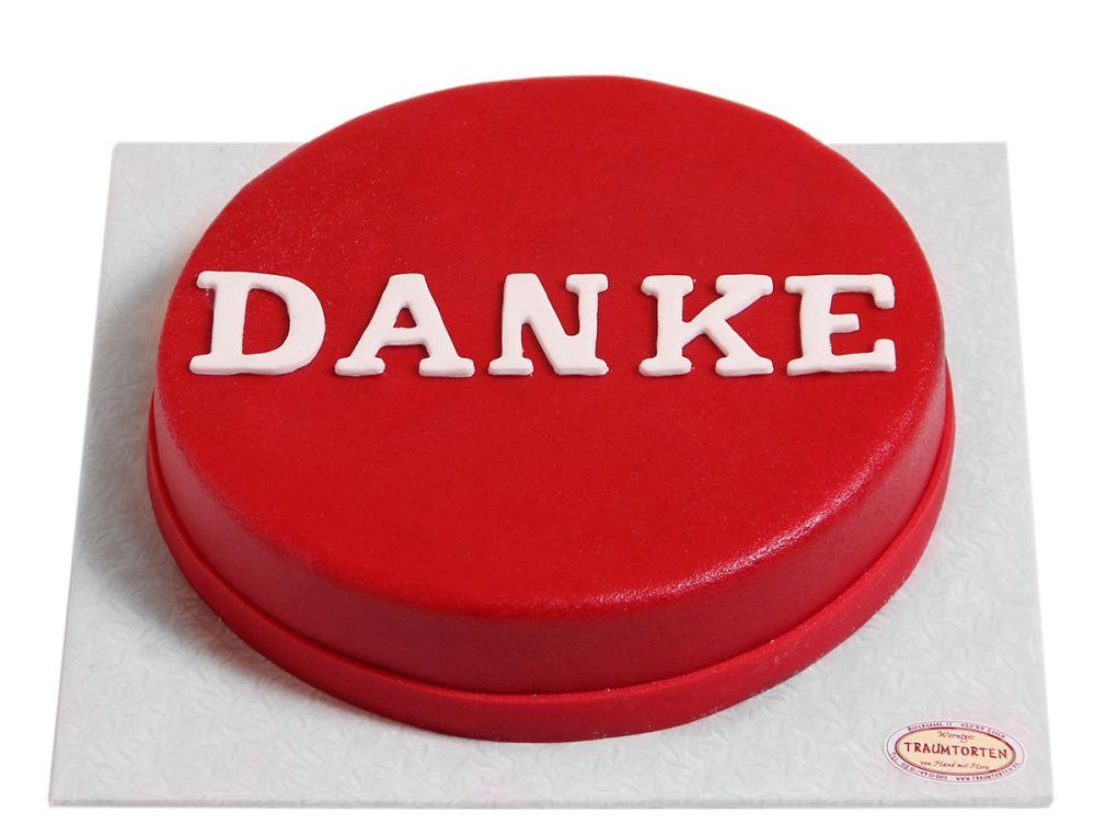 DANKE Torte
