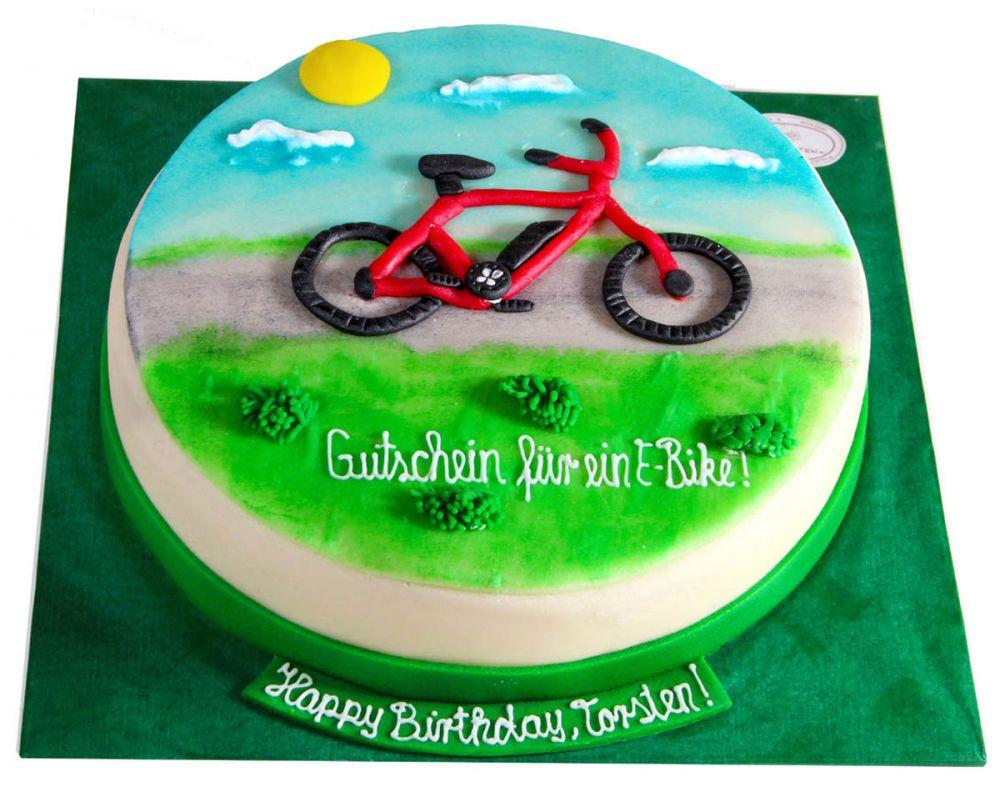 E-Bike Torte