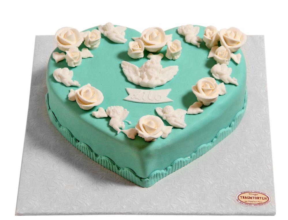Engel & Rosen Torte