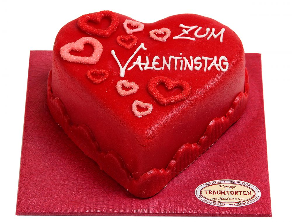 Happy Valentine Torte