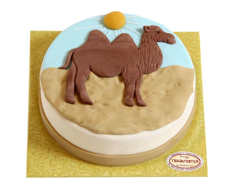 Kamel Torte