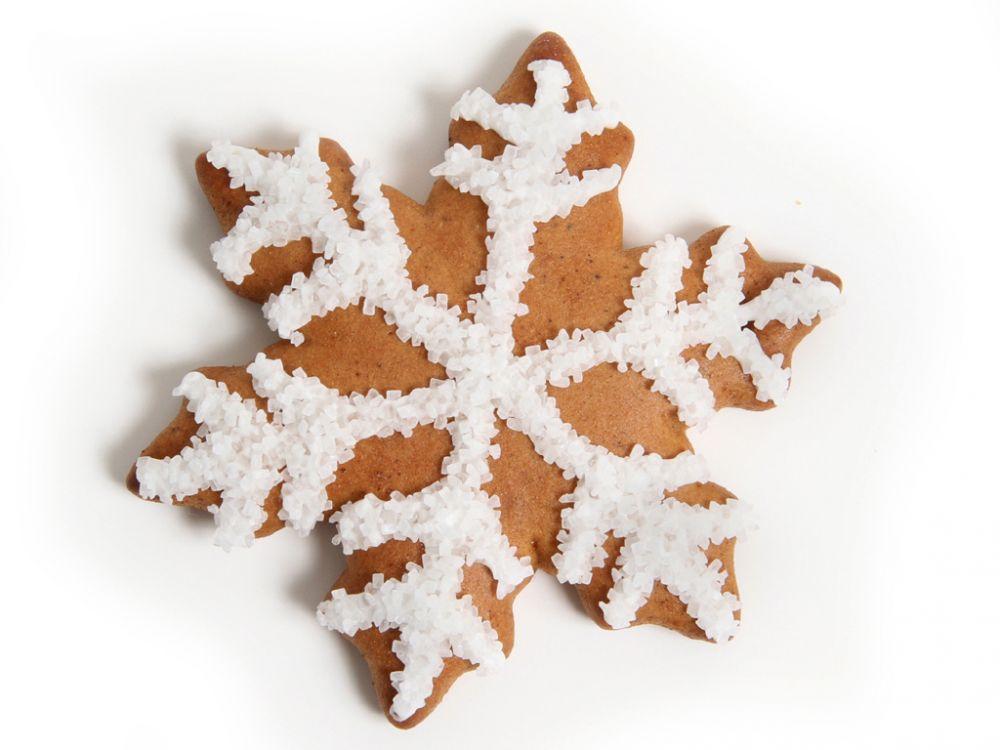 Lebkuchen - Kristall (5 Stück)