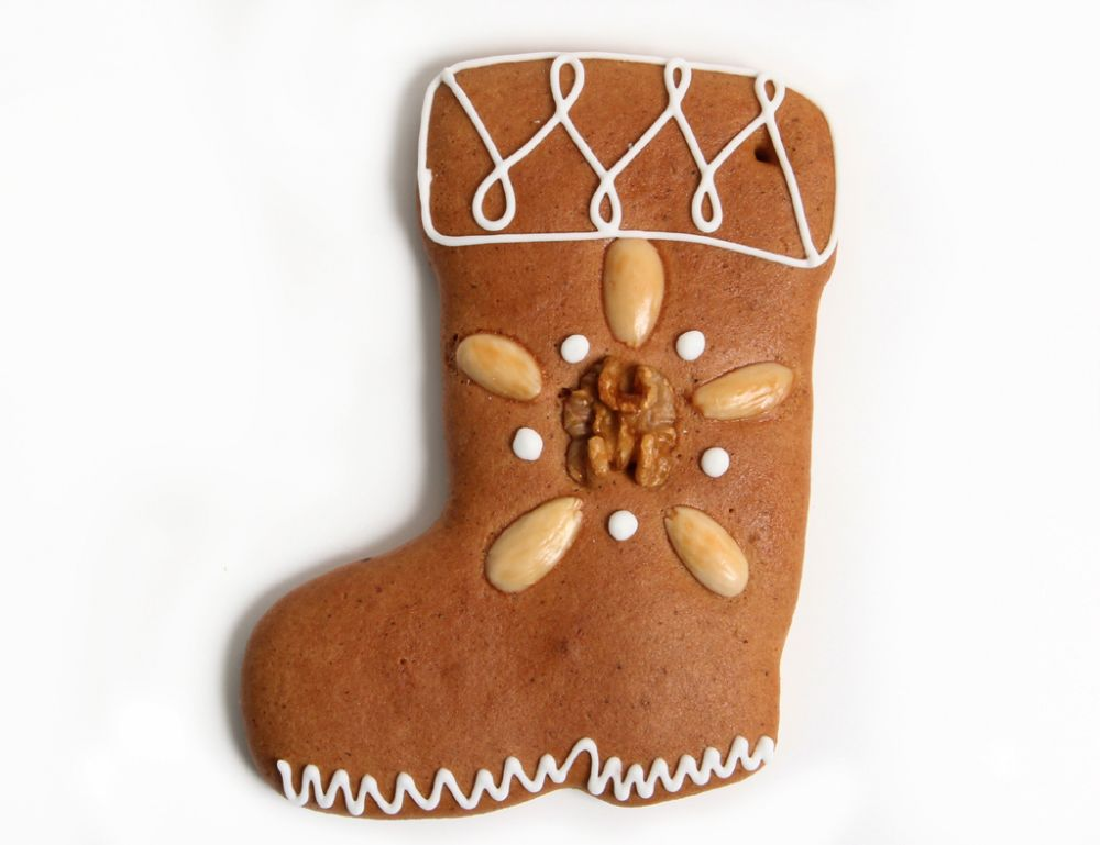 Lebkuchen - Stiefel