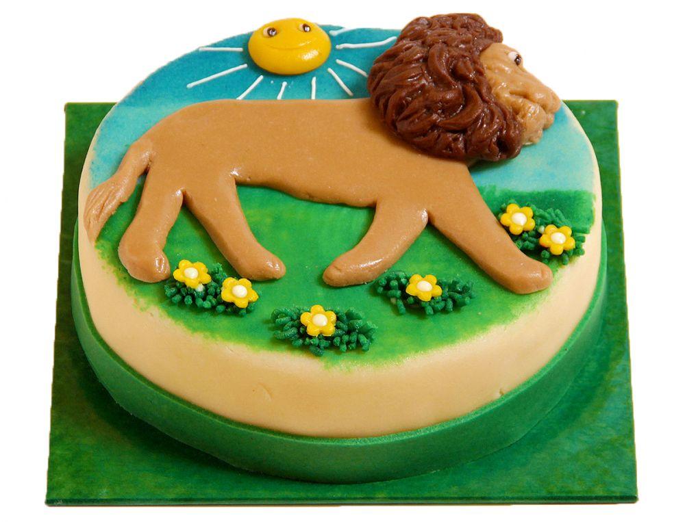 Löwe (23.7. - 23.8.) Torte
