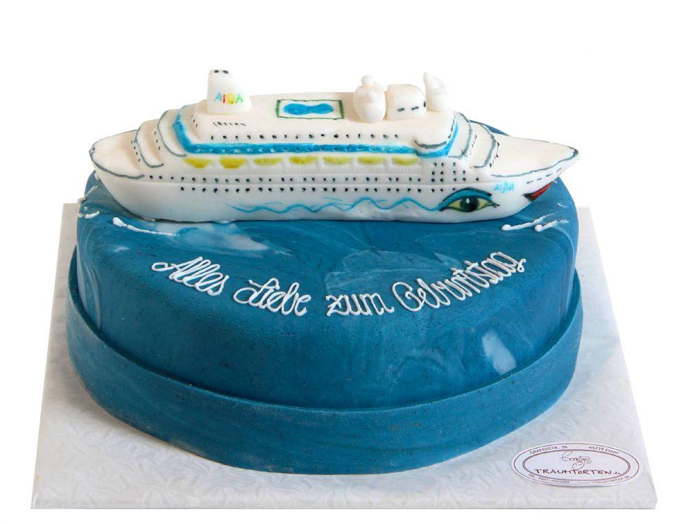 Mein Traumschiff Torte