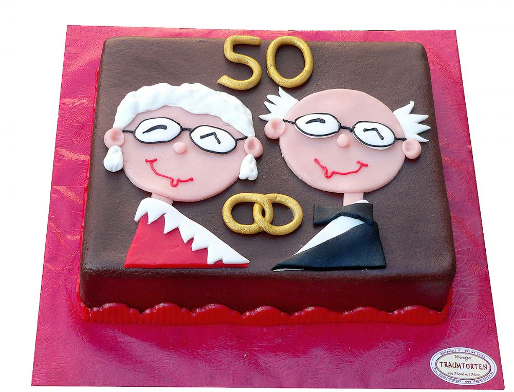Oma & Opa Torte