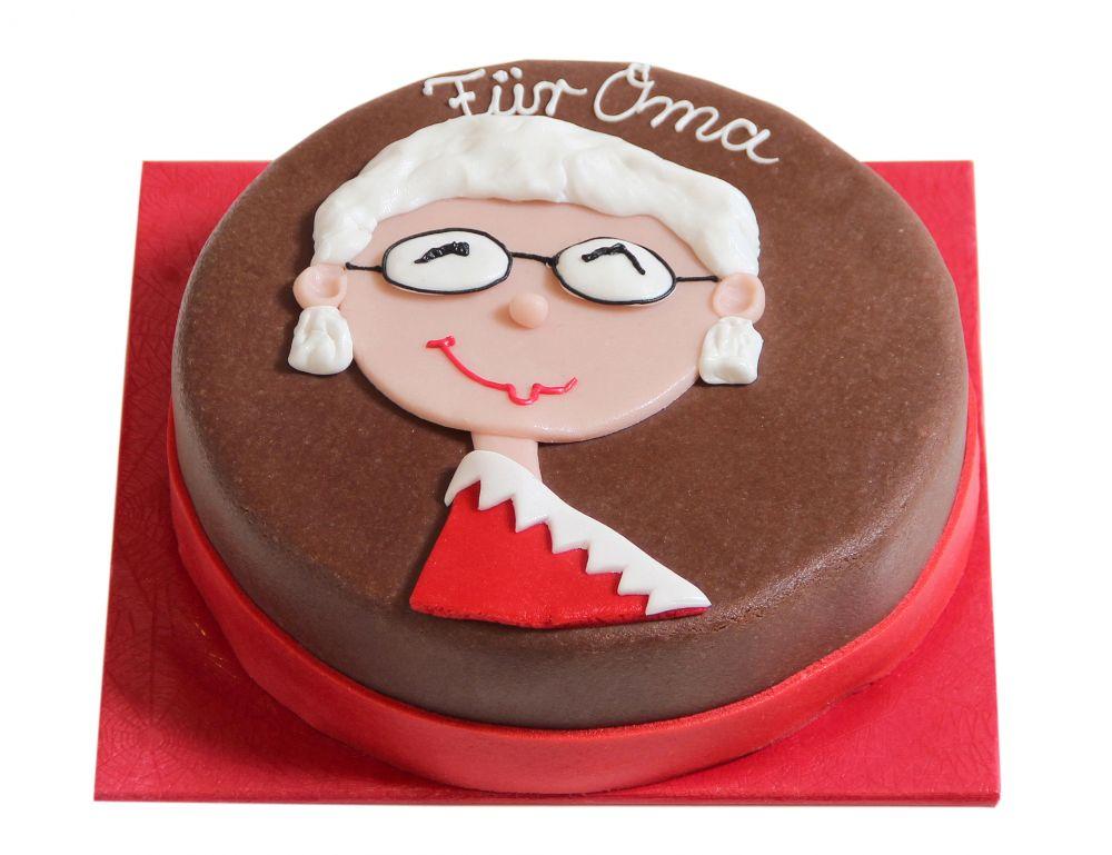 Oma Torte (auch mit Opa möglich)