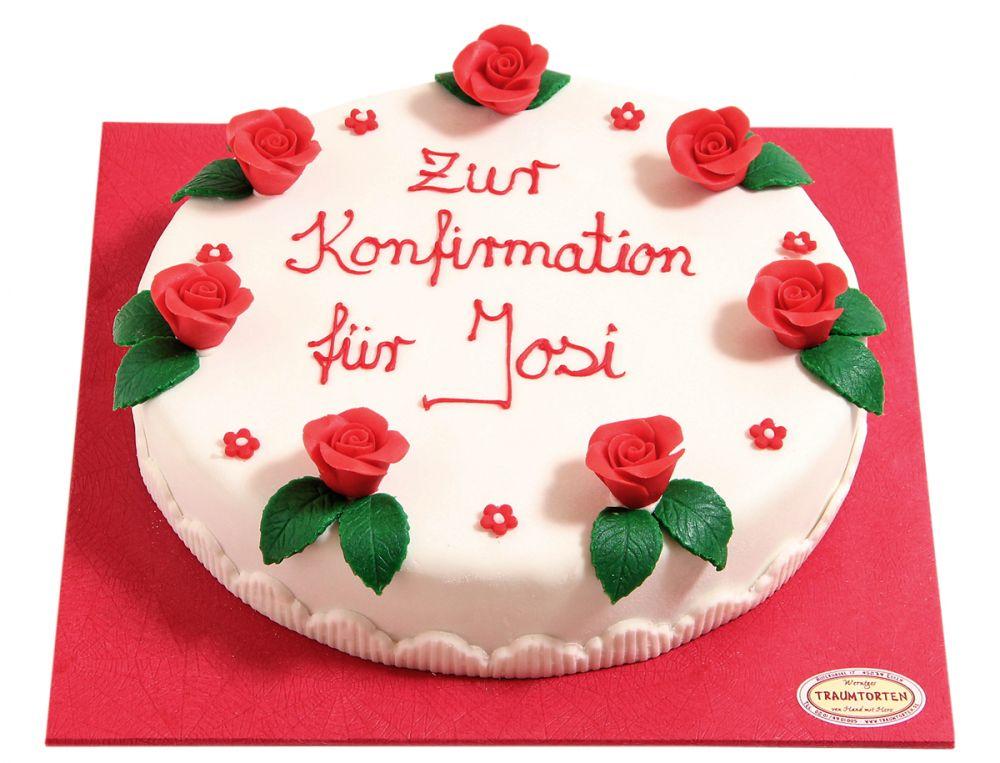 Rosengruss Torte