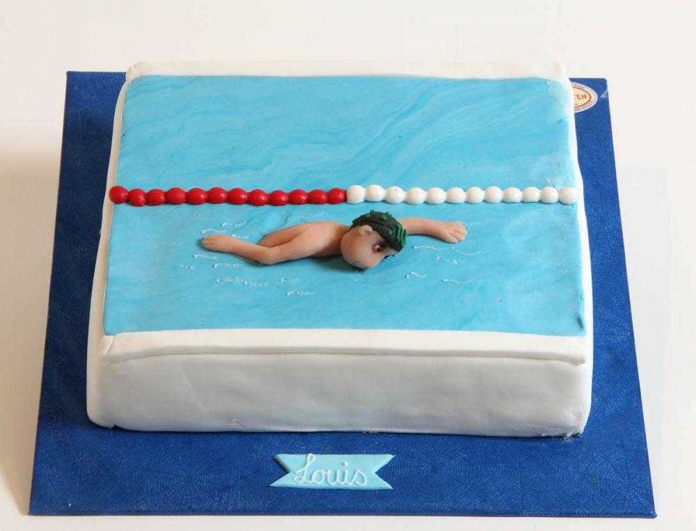 Schwimmer Torte