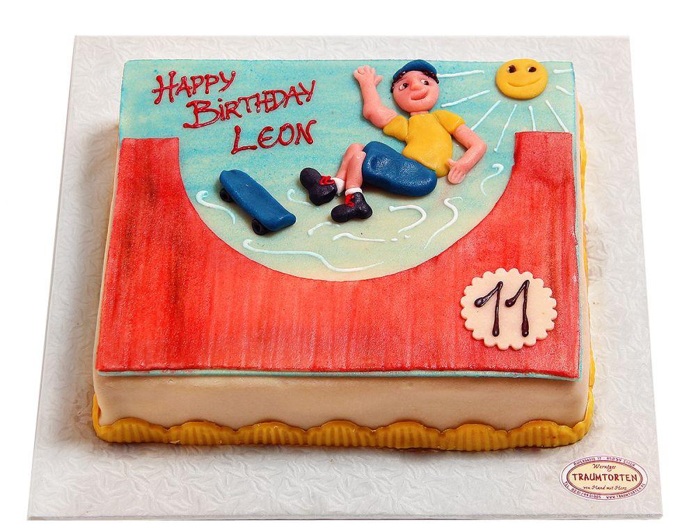 Skater Torte