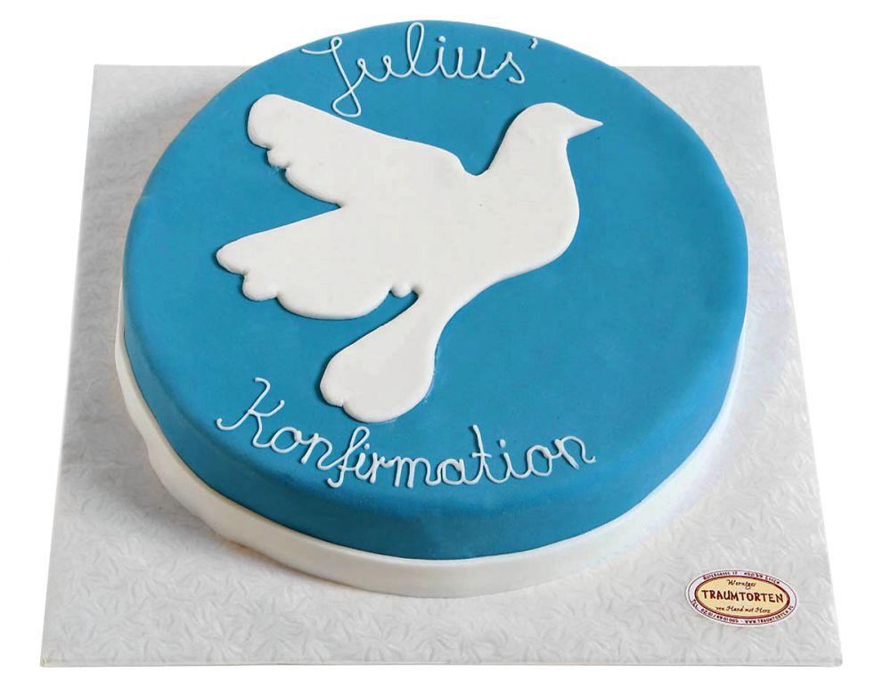 Tauben Torte