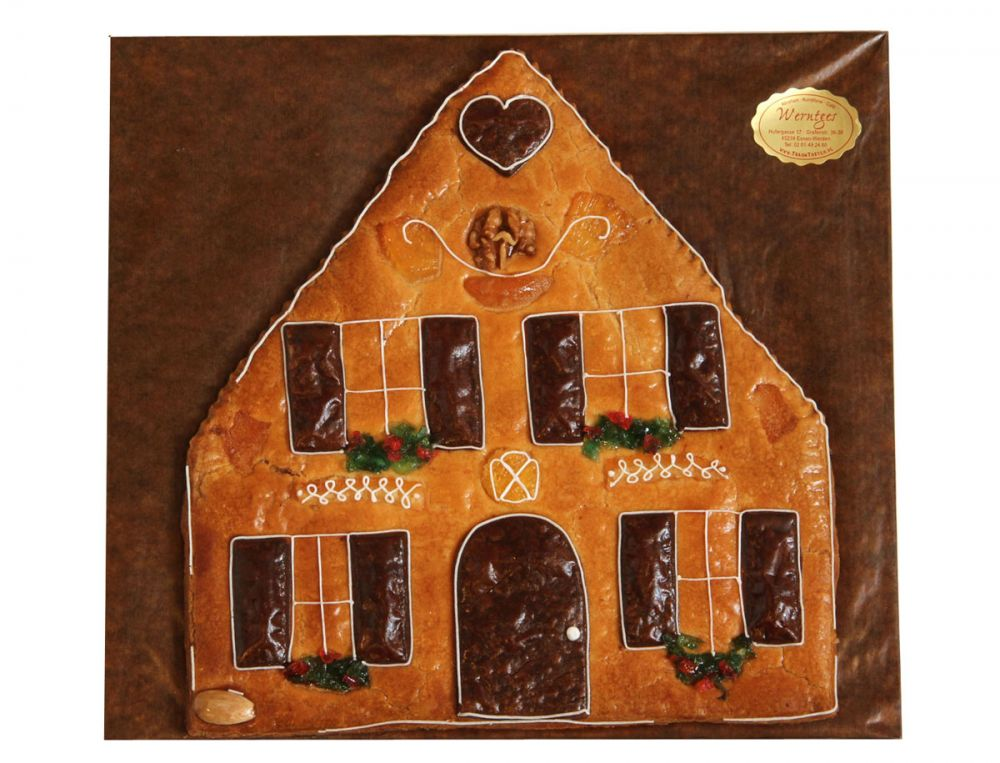 Teegebäck  Haus
