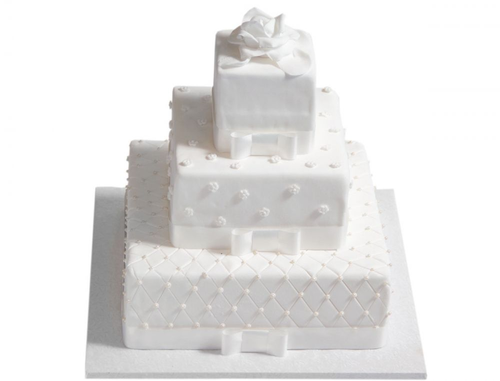 Weisse Torte