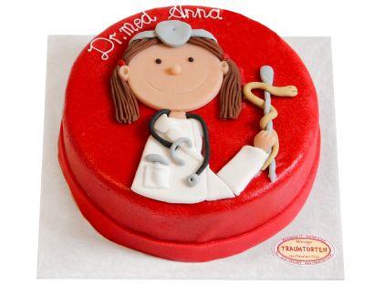 Arzt Torte