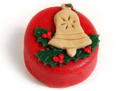 12 Weihnachts Törtchen Tanne Motiv 2