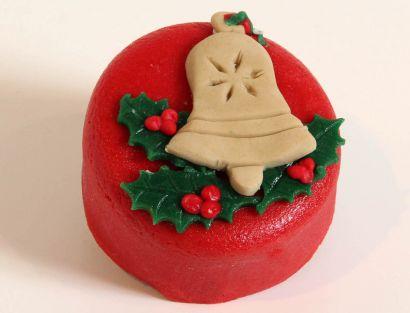 12 Weihnachts Törtchen Tanne Motiv 3
