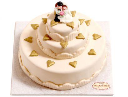 Hochzeitstorte Online Bestellen Geliefert Bekommen Traumtorten De
