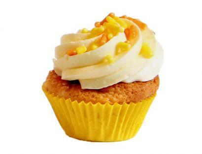 6 Mango Maracuja Cupcakes